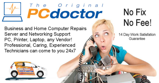 The Original PC Doctor